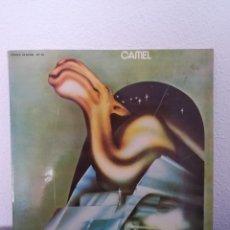 Discos de vinilo: LP CAMEL - CAMEL (LP, ALBUM, RE), SPAIN 1978. Lote 219975442