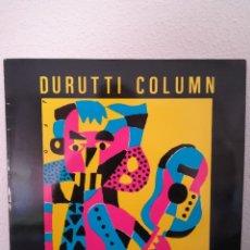 Discos de vinilo: LP DISCAZO MUY DIFÍCIL COTIZADO DURUTTI COLUMN* - LIPS THAT WOULD KISS (LP, COMP), 1991 SPAIN. Lote 255491225