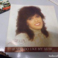 Discos de vinilo: STELLA - IF YOU DO LIKE MY MUSIC. Lote 219978405