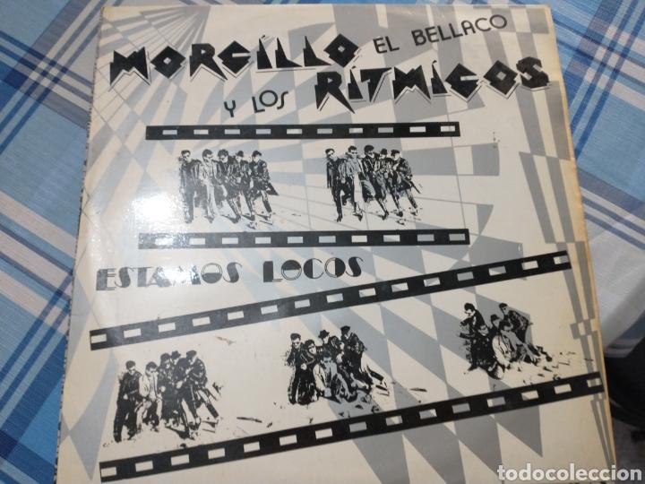 MORCILLO EL BELLACO LP (Música - Discos de Vinilo - Maxi Singles - Grupos Españoles de los 70 y 80)