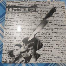 Discos de vinilo: MORCILLO EL BELLACO LP. Lote 219988028