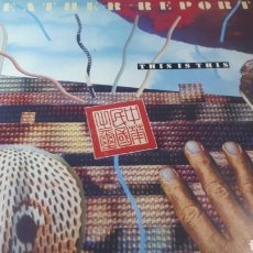 Discos de vinilo: WEATHER REPORT THIS IS THIS. Lote 220059487