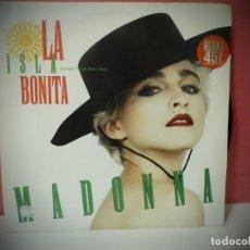 Discos de vinil: DISCO VINILO MADONNA LA ISLA BONITA. Lote 220059606