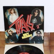 Discos de vinilo: TRAKS - GET READY - 1984 - ESPAÑA - VG/VG. Lote 220060836