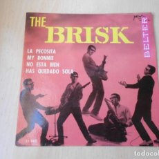 Discos de vinilo: BRISK, THE, EP, MY BONNIE + 3, AÑO 1964. Lote 220063671