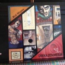 Discos de vinilo: BETI MUGAN - OREKA DESOREKAN (ROCK, PUNK ROCK) / ALBUM VINYL LP MADE IN SPAIN1991 NM - M. Lote 220074366