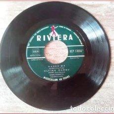 Discos de vinilo: HENRI ROSSOTTI - MAMBO. Lote 220081022