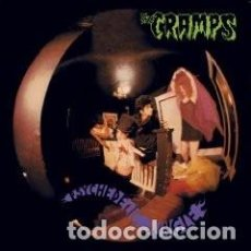 Discos de vinilo: THE CRAMPS ?– PSYCHEDELIC JUNGLE - REISSUE, LP (NUEVO). Lote 220093828