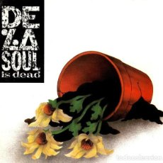 Discos de vinilo: DE LA SOUL – DE LA SOUL IS DEAD - LP (NUEVO). Lote 220101265