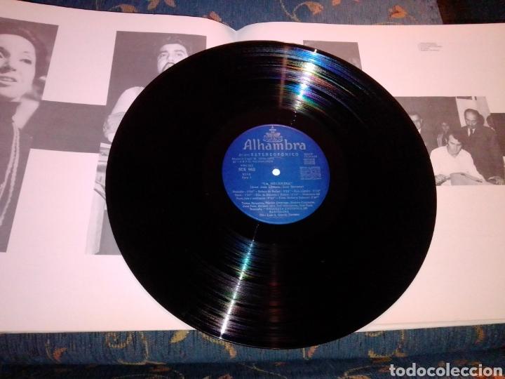 Discos de vinilo: La dolorosa los claveles Alhambra - Foto 3 - 220102797