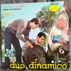 Discos de vinilo: DÚO DINÁMICO - LO NUESTRO TERMINÓ. EP 1963. Lote 220108138