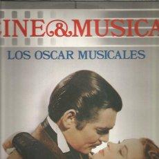 Discos de vinilo: CINE & MUSICA SALVAT COMPLETA. Lote 220111401