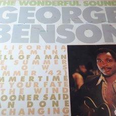 Discos de vinilo: GEORGE BENSON THE WONDERFUL SOUND. Lote 220112143