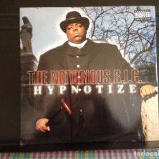 Discos de vinilo: THE NOTORIUS B.I.G. - HYPNOTIZE (HIP HOP, RAP) 12' VINYL MADE IN UK ARISTA RECORDS 1997. NM-NM. Lote 220168851