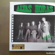 Discos de vinilo: LP ALTAS HORAS - PLANEANDO - 1991 - CACERES. Lote 220190346