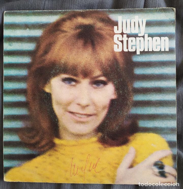 Discos de vinilo: JUDY STEPHEN - GOODBYE CHARLIE. SINGLE COLUMBIA CON PORTADA DESPLEGABLE - Foto 2 - 220193211