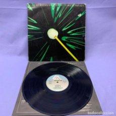 Discos de vinilo: LP PIERRE MOERLEN' -- GONG TIME IS THE KEY -- VG. Lote 220257892