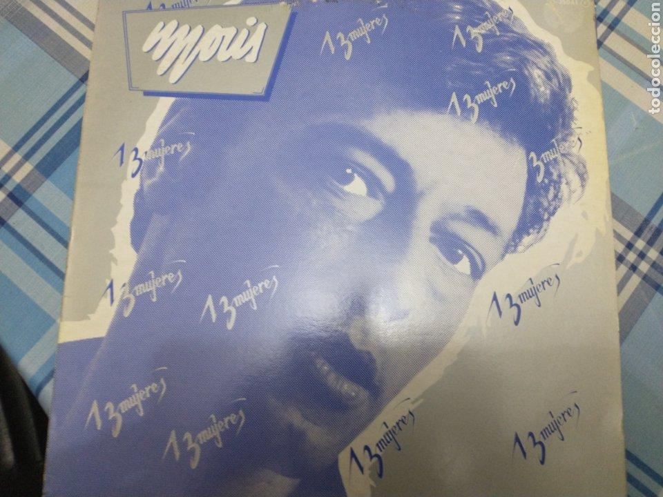 MORÍS LP (Música - Discos - LP Vinilo - Grupos Españoles de los 70 y 80)