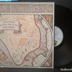 Dischi in vinile: NILE RODGERS - (CHIC) ADVENTURES IN THE LAND OF ….. LP GERMANY 1983 PDELUXE. Lote 220293871