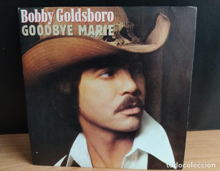 "BOBBY GOLDSBORO - GOODBYE MARIE (1980,ES) (CURB RECORDS) (7"") (D:NM) (Música - Discos - Singles Vinilo - Country y Folk)"