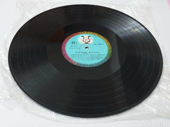 Discos de vinilo: LP - HERNAN RIVERA UNZUETA (Bolivia - Lyra - 1972) Folk Quechua Bolivia - Foto 3 - 53471694
