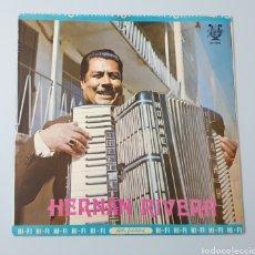 Discos de vinilo: LP - HERNAN RIVERA UNZUETA (BOLIVIA - LYRA - 1972) FOLK QUECHUA BOLIVIA. Lote 53471694