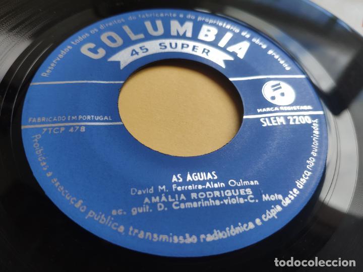 Discos de vinilo: AMALIA RODRIGUES - EP Portugal PS - EX * NOME DE RUA - Foto 4 - 220309451