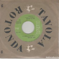 Discos de vinilo: 45 GIRI THE ROKES MA CHE FREDDO FA /PER TE PER TE EDIZIONE JUKE BOX SANREMO 1969 RCA ARC ITALY. Lote 220311647