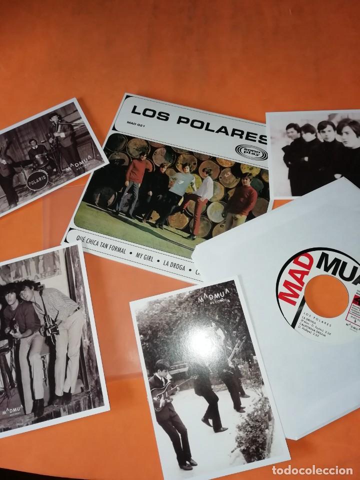 LOS POLARES . QUÉ CHICA TAN FORMAL . EP. REEDICION. LIMITADA Y NUMERADA . MADMUA RECORDS 2019 (Música - Discos de Vinilo - EPs - Grupos Españoles 50 y 60)
