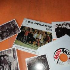 Discos de vinilo: LOS POLARES . QUÉ CHICA TAN FORMAL . EP. REEDICION. LIMITADA Y NUMERADA . MADMUA RECORDS 2019. Lote 220356063