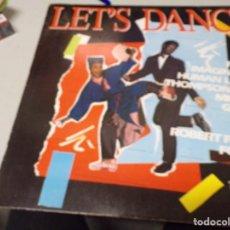 Discos de vinilo: LET'S DANCE -FREEEZ , IMAGINATION , HUMAN LEAGUE , THOMPSON TWINS , MINISTRY , GALAXY .... Lote 220365473