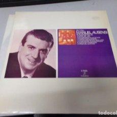 Discos de vinilo: RECITAL MANUEL AUSENSI. Lote 220367938