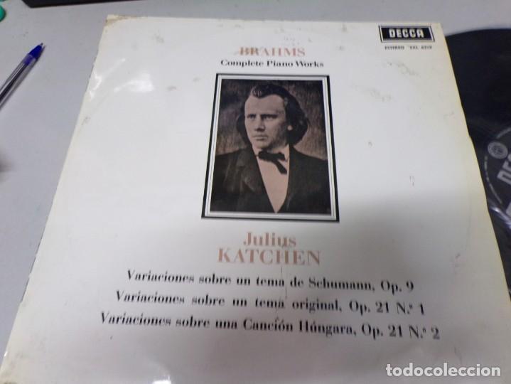 Discos de vinilo: Jean Sibelius concierto para violín y orquestra en re menor - Foto 3 - 220368096