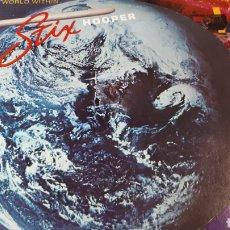 Discos de vinilo: STIX HOOPER THE WORLD WITHIN. Lote 220383813