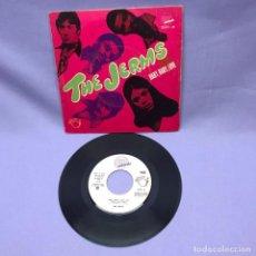 Discos de vinilo: SINGLE THE JERMS -- NOBODY BABY, BABY, LOVE -- VG. Lote 220394421