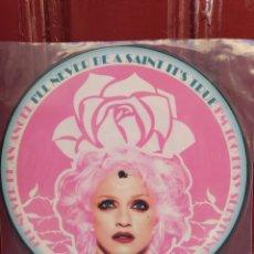 Discos de vinilo: MADONNA-BEDTIME STORIES 20TH ANNIVERSARY - VINILO PICTURE DISC - NUEVO. Lote 220395995