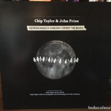 "Dischi in vinile: CHIP TAYLOR & JOHN PRINE - SIXTEEN ANGELS DANCING 'CROSS THE MOON 10"" (COMO NUEVO). Lote 220407495"