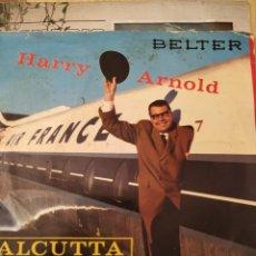 Discos de vinilo: HARRY ARNOLD, CÁLCICA, 1961, 7 PULGADAS. Lote 220431613