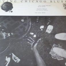Discos de vinilo: LIVING CHICAGO BLUES VOL.3 THE LONNIE BROOKS BLUES BAND PINETOP PERKINS THE S.O.B. BAND. Lote 220432057