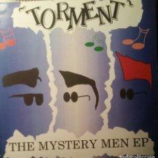 Discos de vinilo: TORMENT. THE MYSTERY MEN. EP.. Lote 220438341