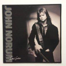 Discos de vinilo: JOHN NORUM – TOTAL CONTROL HOLANDA 1987 CBS. Lote 220450167