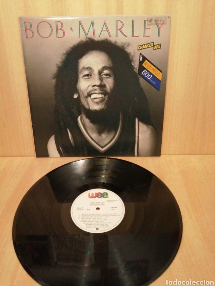BOB MARLEY. CHANCES ARE. (Música - Discos - LP Vinilo - Reggae - Ska)