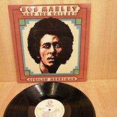 Discos de vinilo: BOB MARLEY AND THE WAYLERS. AFRICAN HERBSMAN.. Lote 220451792