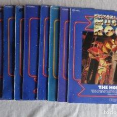 Discos de vinilo: LOTE 10 LP HISTORIA DE LA MUSICA ROCK + 2 REPES DE REGALO. Lote 220450280
