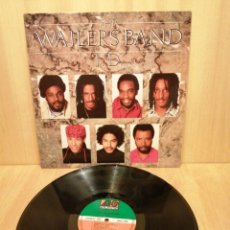 Discos de vinilo: THE WAILERS BAND. I. D.. Lote 220452196