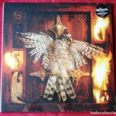 Discos de vinilo: SATYRICON - NEMESIS DIVINA - LP VINILO. ED. LIMITADA. NUEVO. PRECINTADO.. Lote 220452553