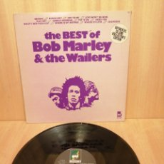 Disques de vinyle: THE BEST OF BOB MARLEY & THE WAILERS. ISLAND COLLECTOR'S EDITION.. Lote 220452646