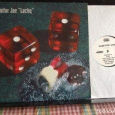 Discos de vinilo: JANITOR JOE - LUCKY (NOISE, ALTERNATIVE ROCK))/ ALBUM VINYL GERMANY 1994. NM-M. Lote 220454022