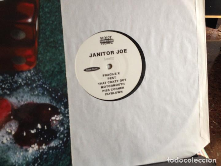 Discos de vinilo: JANITOR JOE - LUCKY (NOISE, ALTERNATIVE ROCK))/ ALBUM VINYL GERMANY 1994. NM-M - Foto 2 - 220454022