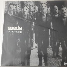 "Discos de vinilo: SUEDE WE ARE THE PIGS MAXI SINGLE ORIGINAL 12"". Lote 220454198"